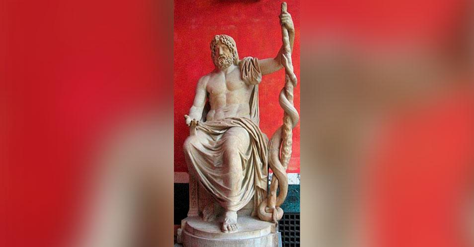 ¿Quién es Asclepio?