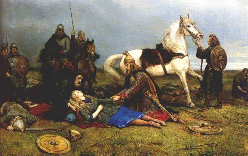 Mitología vikinga y germana