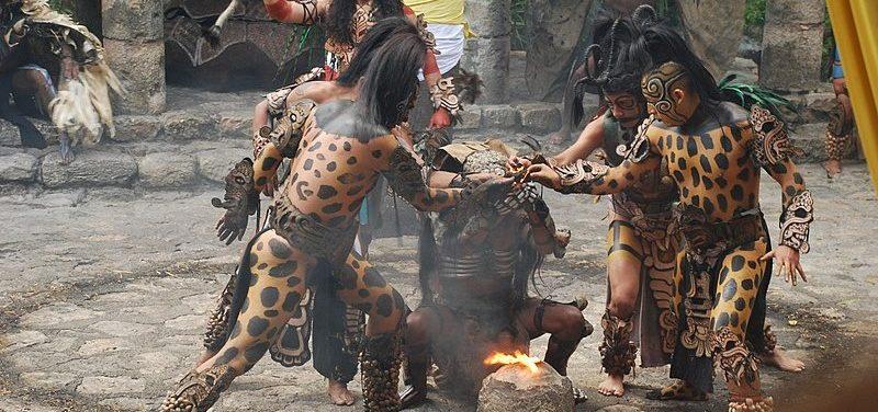La leyenda del dios jaguar