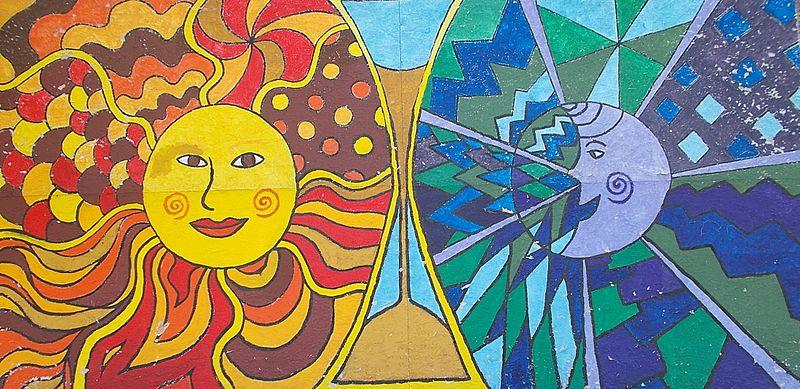 El mito del sol y la luna (mexica)