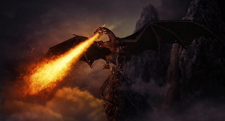 Simbolismo del dragón