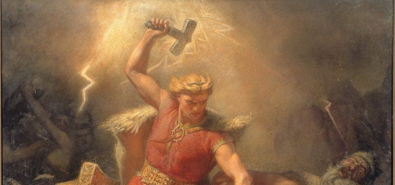 Mjölnir el Martillo de Thor