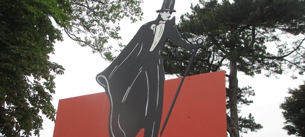 Arsenio Lupin, el caballero ladrón